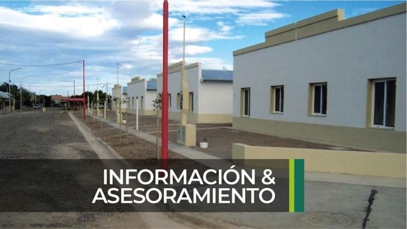 Brindarán información sobre plan de viviendas