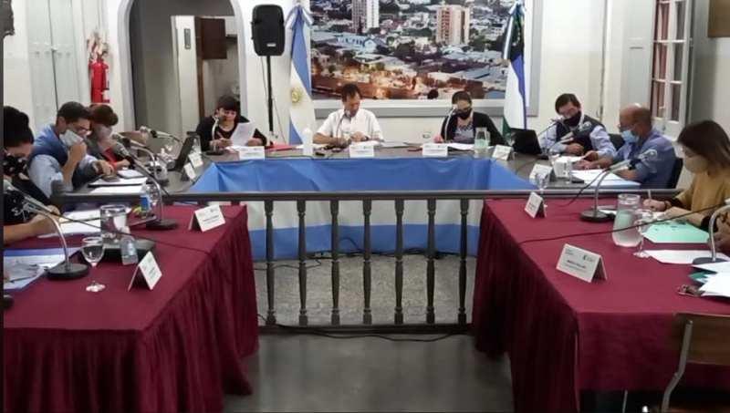 PROYECTOS PRESENTADOS EN EL CONCEJO DELIBERANTE