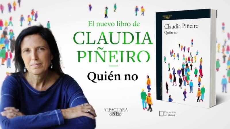 Libro: «Quién no» de Claudia Piñeiro