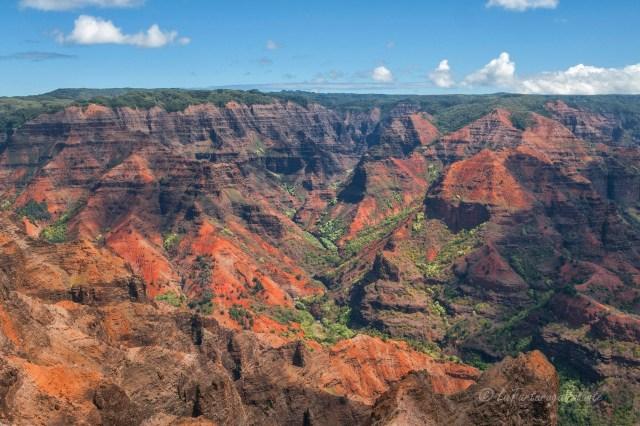 Hawaii Waimea Canyon a Kauai