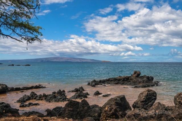 Hawaii spiaggia di Big Island