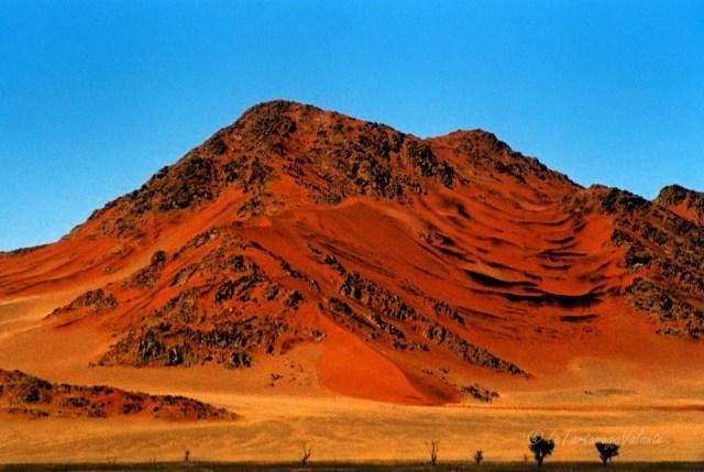 Namibia dune di Sesriem