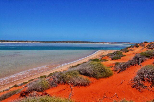 Western Australia, scorcio di Big Lagoon