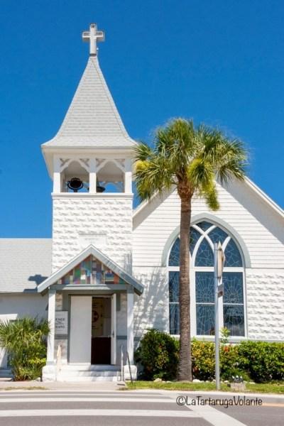 Florida chiesetta a Captiva Island