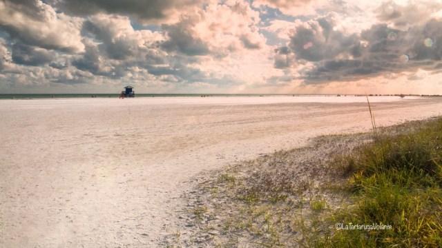 Florida spiaggia di Tampa