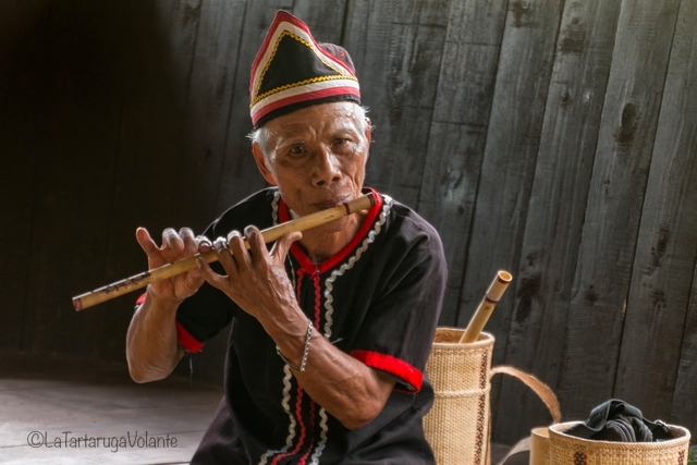 Borneo, Batang Ai iban people