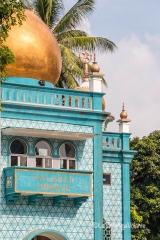 Singapore, Moschea Blu