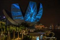 Singapore, Museo di notte