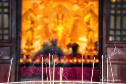 Singapore, spiritualità dei templi