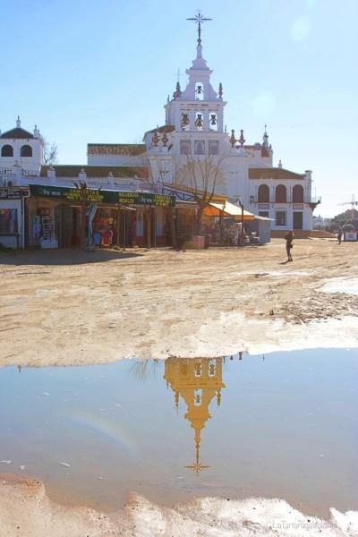 Doñana, El Rocio pozza d'acqua