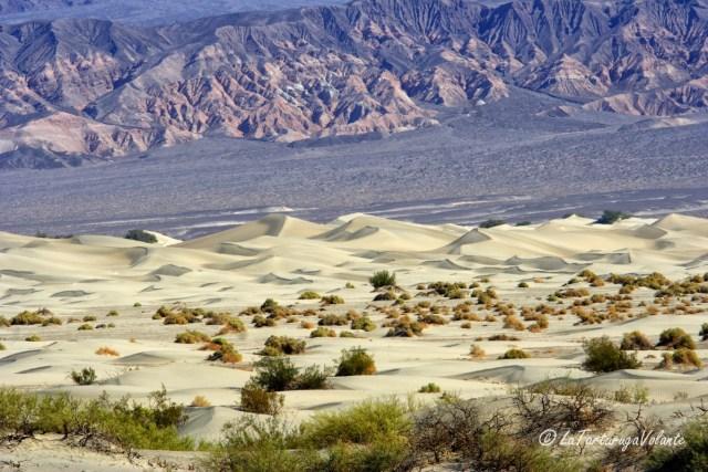 California, Death Valley pianura