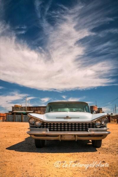Noleggio auto, mini guida auto in USA