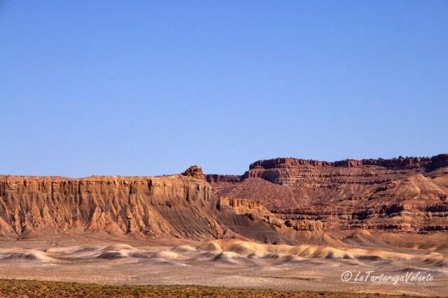 Monument Valley , paesaggi sconfinati