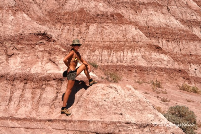 Monument Valley, Brice Canyon io e rocce