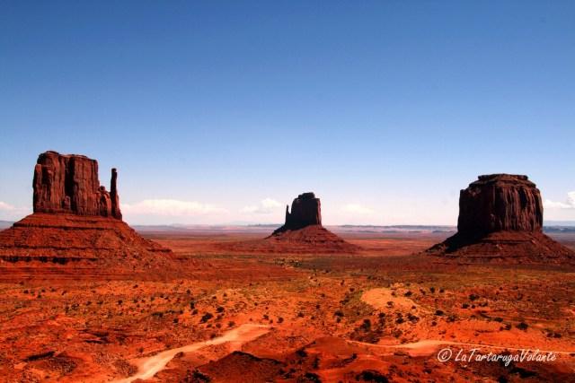 Monument Valley,vastita enorme