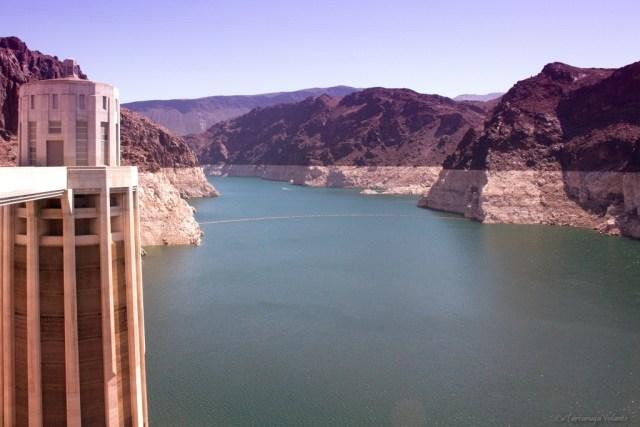 Las Vegas, Hoover dam e lago