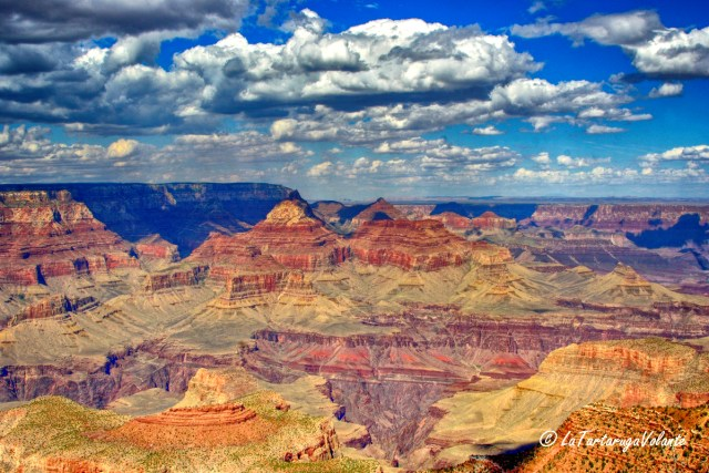 arizona,grand canyon panorama