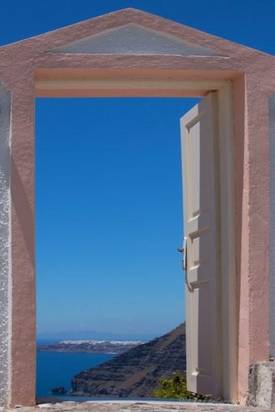 porta sul mare, la mia casa