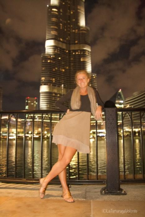 Dubai, me
