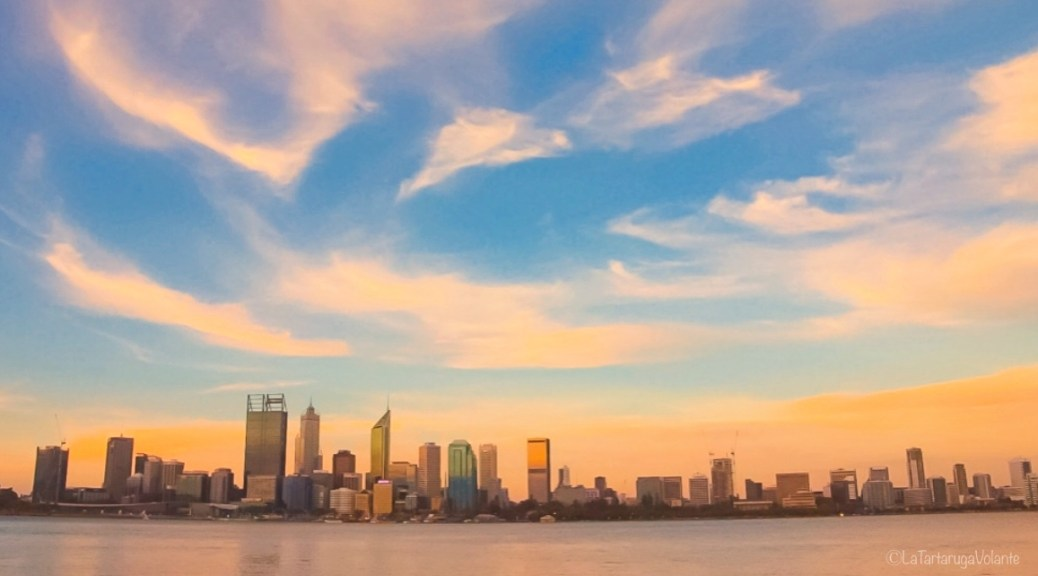 Perth skyline per immagine in evidenza