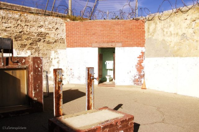 Fremantle prigione, esterno