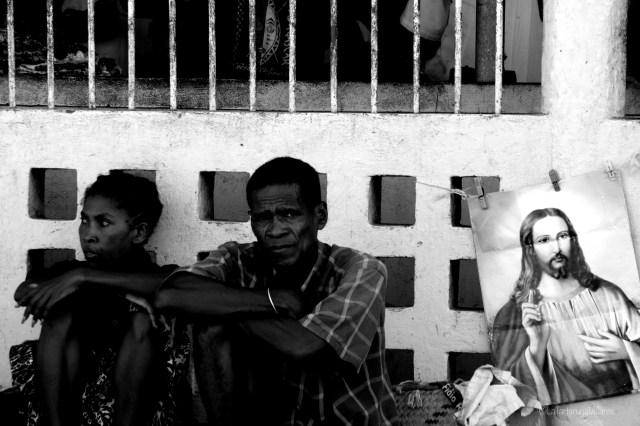 Viaggio in Madagascar, coppia religiosa