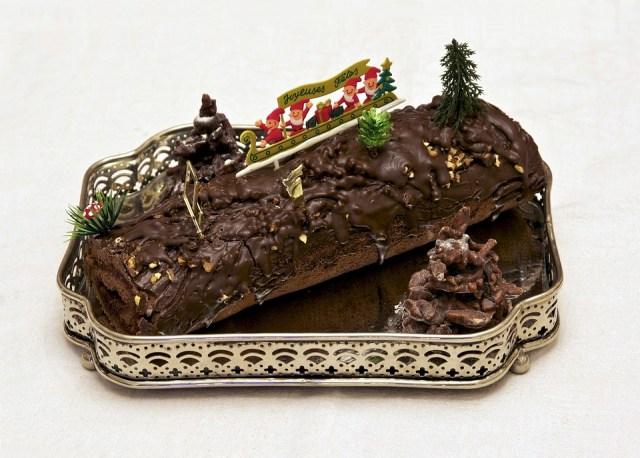 Natale nel mondo, parigi dolce
