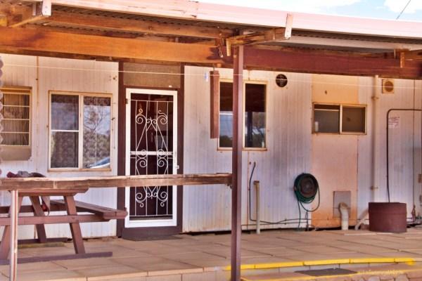Alloggi particolari, stanza in farm station
