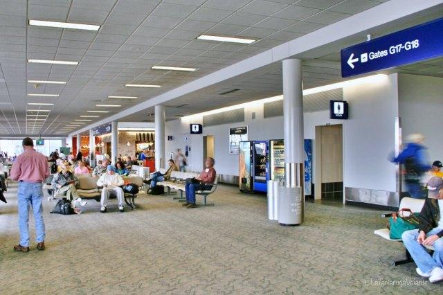 Gente che viaggia, aeroporto