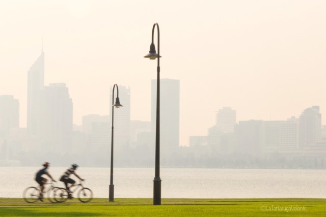 sport e viaggi, tutti in bici