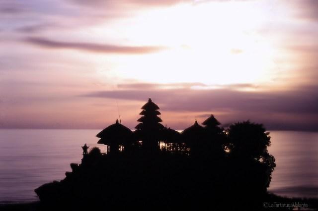 Bali tramonto