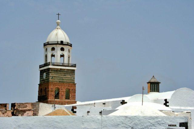 Lanzarote, dall'alto