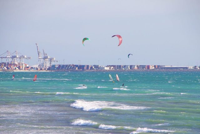 cottesloe e kitesurf