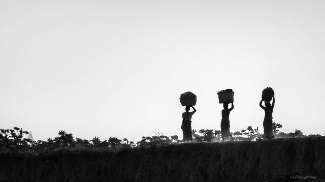 Donne in Myanmar