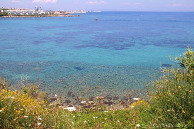 Il mare di Rodi