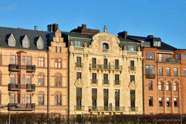 Stoccolma, palazzi