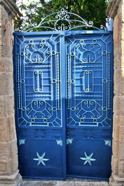 bellissime porte di Koskinou