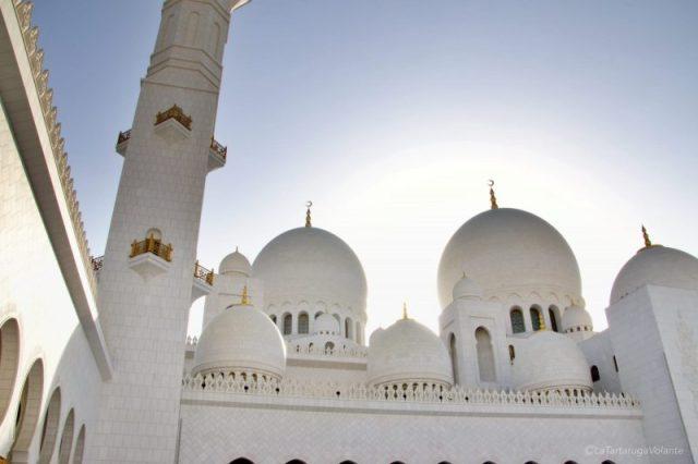 la moschea dall esterno