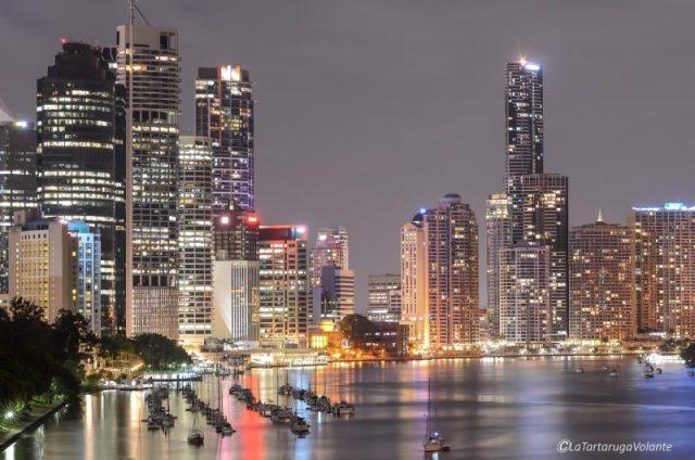Brisbane - australia costa est