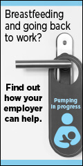 Breastfeeding and going back to work? Find out how your employer can help.