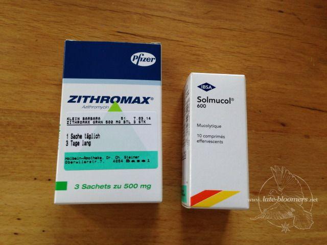 Antibiotika und Co