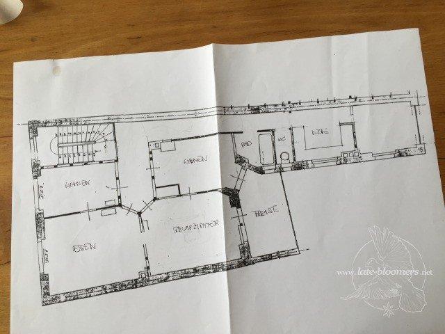 Der Umbau: Planung