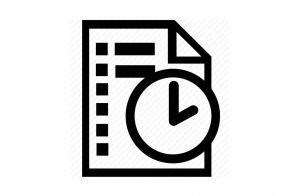 Lav en tidsplan for at komme i seng i tide