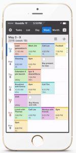 Den beste kalender-app til iPhone: Calendar 5