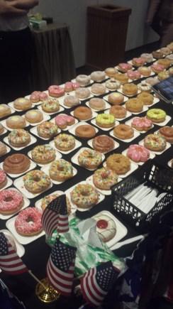 Free Dunkin Doughnuts