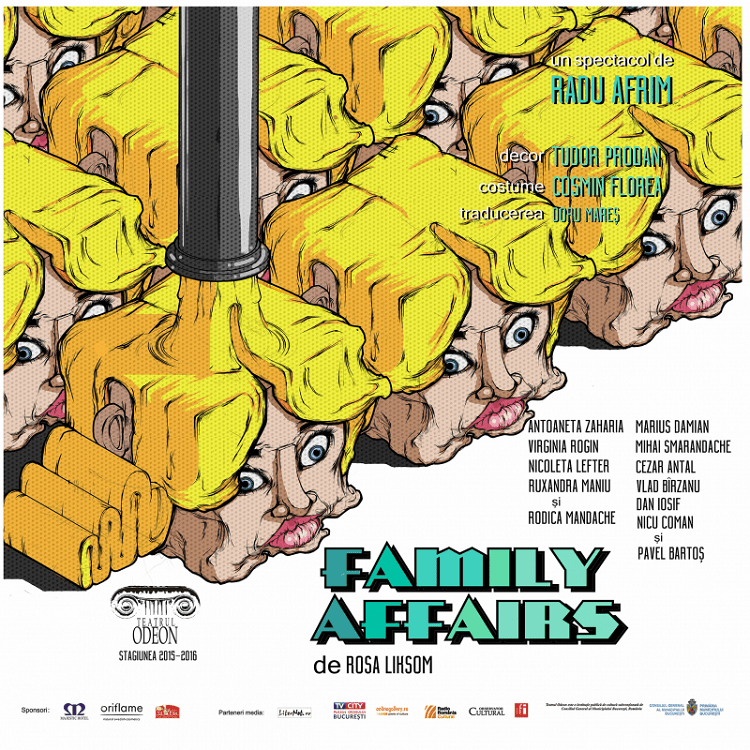Family Affairs Poster Odeon