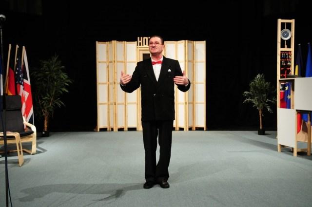 Interpretul Radu Gheorghe