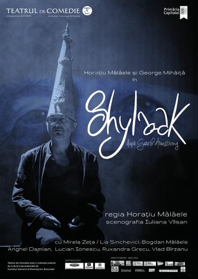 Shylock dupa Gareth Armstrong – Teatrul de Comedie