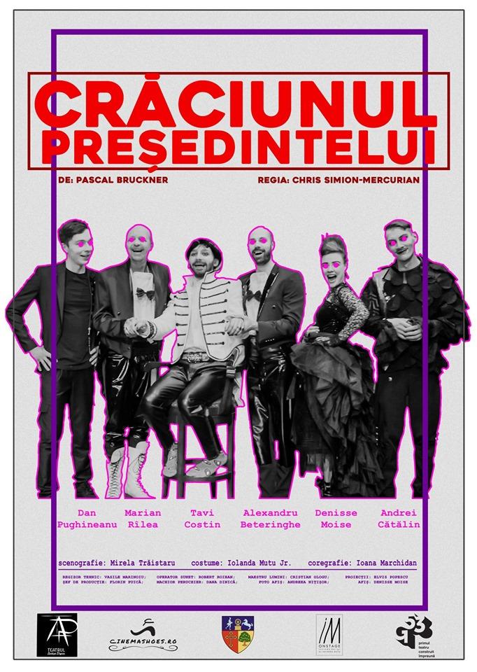 Craciunul Presedintelui – Teatrul Anton Pann din Ramnicu Valcea