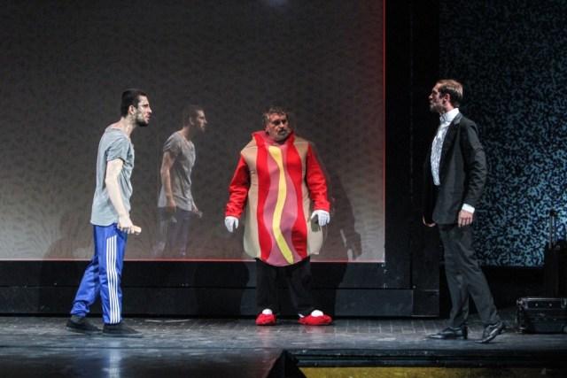 Cum va place - Teatrul Nottara din Bucuresti